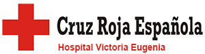 Hospital Victoria Eugenia Cruz Roja Logo